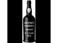 Vinho Madeira Justinos 10 Anos Verdelho