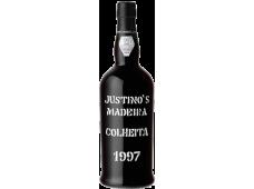 Vinho Madeira Justinos 1997