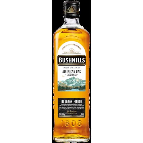 Whisky Bushmills American OAK Cask Finish 700ML