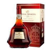 Vinho do Porto Real Companhia Velha 20 Anos