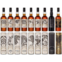 Game Of Thrones Collection 9 Bottles