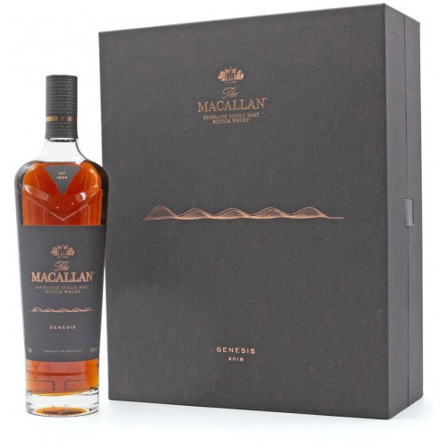 Whisky Macallan Genesis
