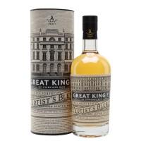 Whisky Compass Box King Street Artist Blend