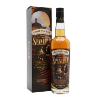 Whisky Compass Box Story of the Spaniard