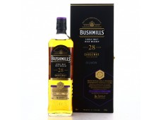 Whisky Bushmills 1992 Cognac Cask Finish 28 Year Old Causeway Collection