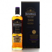 Whisky Bushmills 2001 Feuillette Cask Finish Causeway Collection