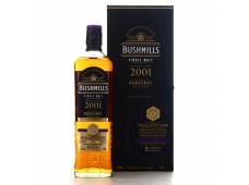 Whisky Bushmills 2001 Feuillette Cask Finish Causeway Collection