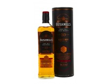 Whisky Bushmills 2010 Cognac Cask Finish 10 Years Old Causeway Collection