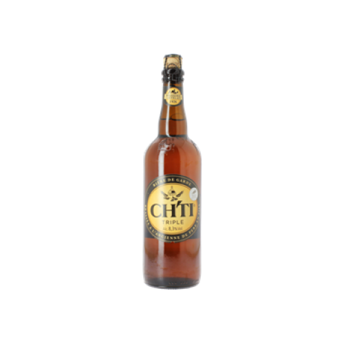 Cerveja CH´TI Triple 750 ML