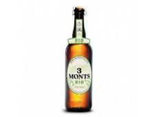 Cerveja 3 Monts Bio 750 ML