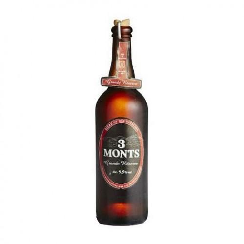Cerveja 3 Monts Triple Reserva 750 ML