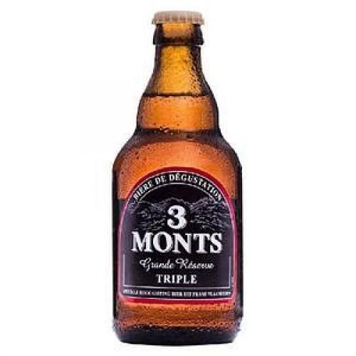 Cerveja 3 Monts Reserva 330 ML