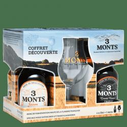 Cerveja 3 Monts 330 ML Coffret Decouvert