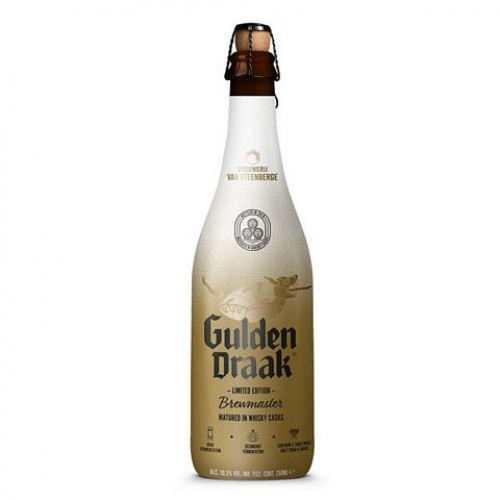 Cerveja Gulden Draak The Brewmasters Edition 750ML