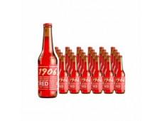 Pack 24 Cerveja 1906 Red Vintage 330ML