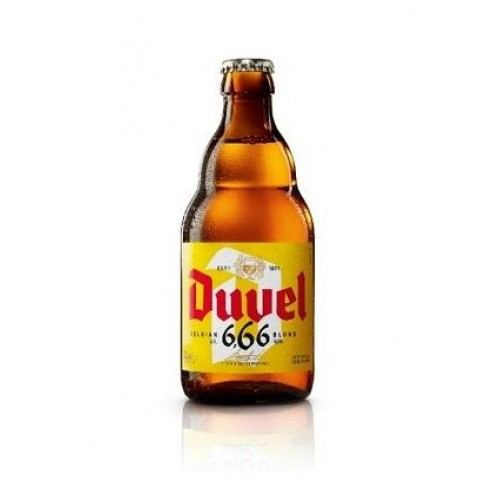 Cerveja Duvel 6.66 330ML