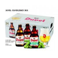 Cerveja Duvel Experience Box 330ML Com OFERTA 3 Copos
