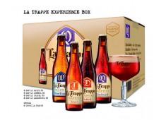 Cerveja La Trappe Experience Box 330 ML Com OFERTA 6 Copos