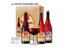 Cerveja La Trappe Experience Box 750ML Com OFERTA 3 Copos