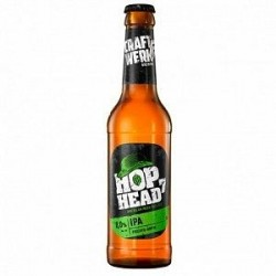 Cerveja Craft Werk Hop Head IPA 330ML