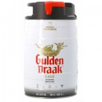 Cerveja Gulden Draak 5LT