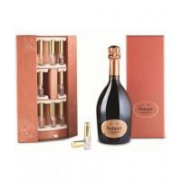 Champagne Ruinart Rosé Coffret Interpretation 750ML