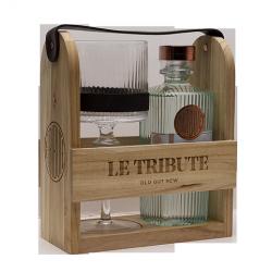 Gin Le Tribute com Oferta Copo