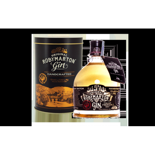 Gin Roby Marton 700Ml c/ Lata