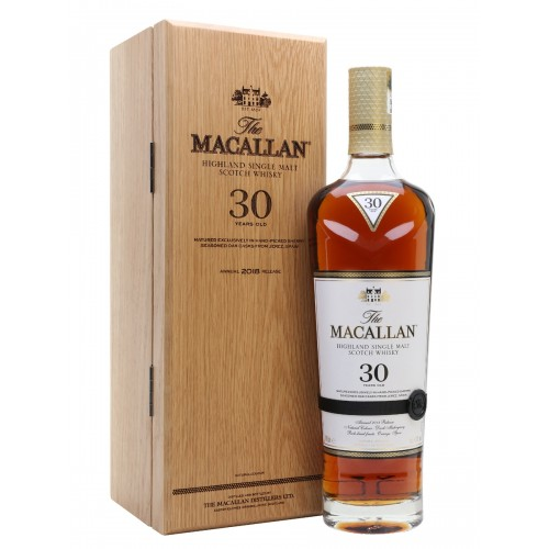 Whisky Macallan Sherry 30 Years