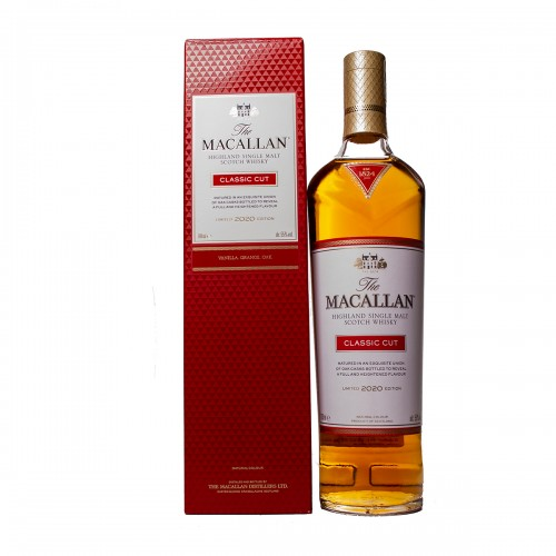 Whisky Macallan Classic Limited 2020 Edition