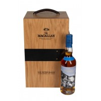 Whisky Macallan Anecdotes Of Ages Collection Down To Work Limited Edition