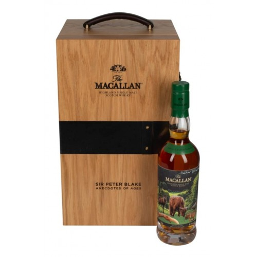 Whisky Macallan Anecdotes Of Ages Collection Easter Elchies Estate