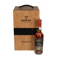 Whisky Macallan Anecdotes Of Ages Collection The Macallan Mausoleum