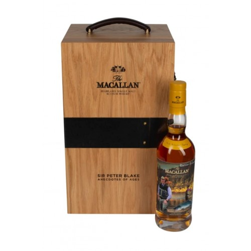 Whisky Macallan Anecdotes Of Ages Collection The River Spey