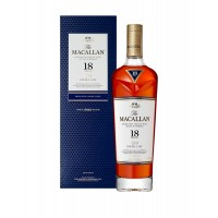 Whisky Macallan Double Cask 18 YO