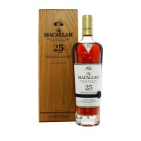 Whisky Macallan Sherry OAK 25 YO
