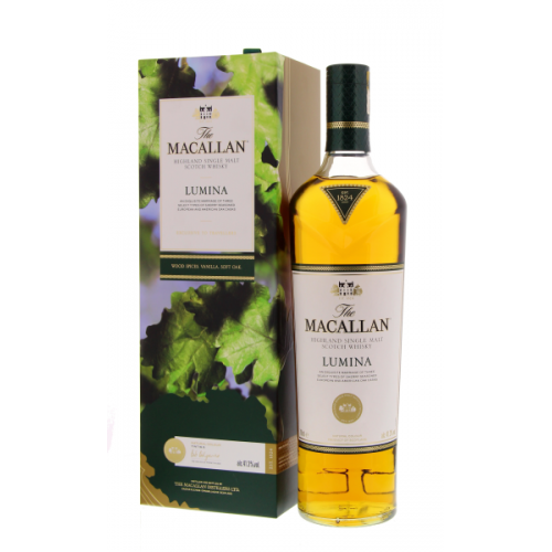 Whisky Macallan Lumina 700ML