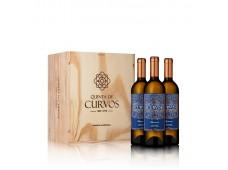 Conjunto Vinho Verde Quinta Curvos Reserva Branco