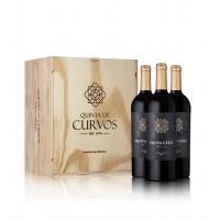 Conjunto Vinho Prova Cega Reserva Douro