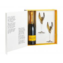 Coffret Champagne Drappier Brut Carte Dor