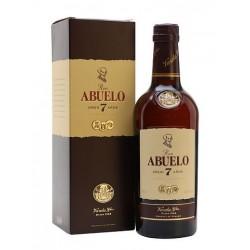 Rum Abuelo 7 Anos 700ML