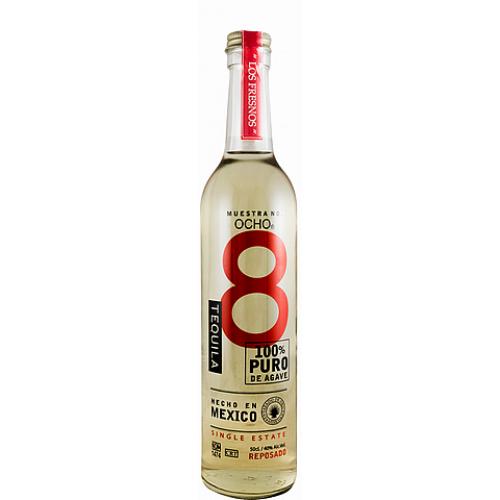 Tequila Ocho Reposado 500ML