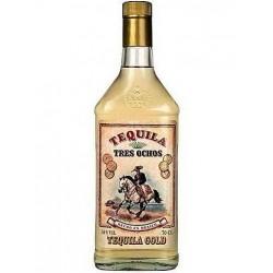 Tequila Tres Ochos Oro