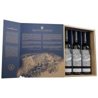 Pack Vinho Quinta da Gricha 3 Garrafas 750ML