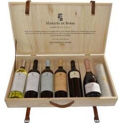 Vinho Marques de Borba Pack Família