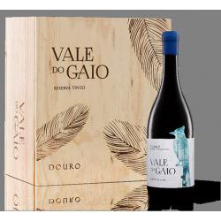 Conjunto 6 Gfas Vinho Vale do Gaio Reserva Tinto 750ML