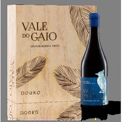 Conjunto 3 Gfas Vinho Vale do Gaio Grande Reserva Tinto 750ML