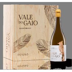 Conjunto 6 Gfas Vinho Vale do Gaio Reserva Branco 750ML