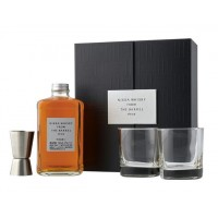 Coffret Whisky Nikka From The Barrel 2 Copos + Jigger