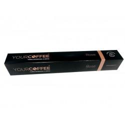 Descafeinado Cápsula Yourcoffe (Caixa 10 Unidades)